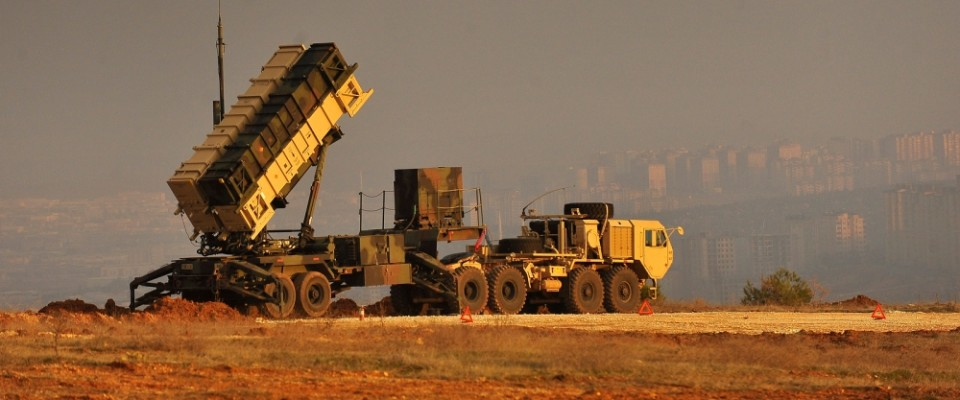 MIM-104_Patriot_Turkey