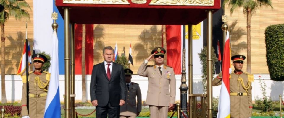 Russia Egypt Military Relations