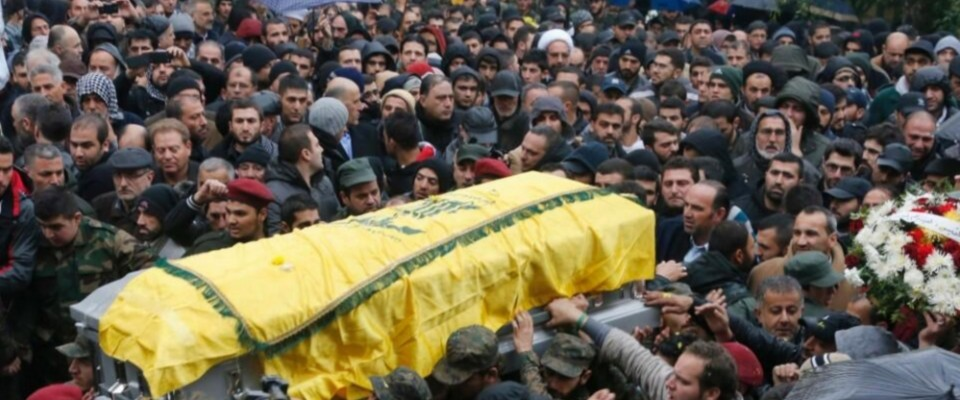 Hezbollah leader Killed Beirut