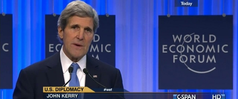 Secretary of State Kerry Syria