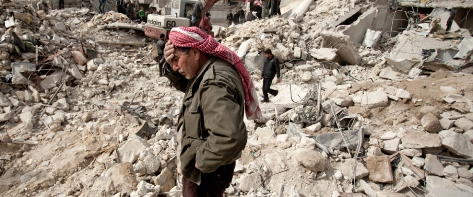 SYRIA_rubble