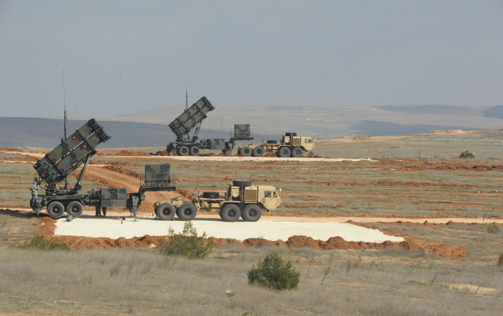 Qatar to Buy Patriot Missiles in $11 Bln Deal | Military Edge