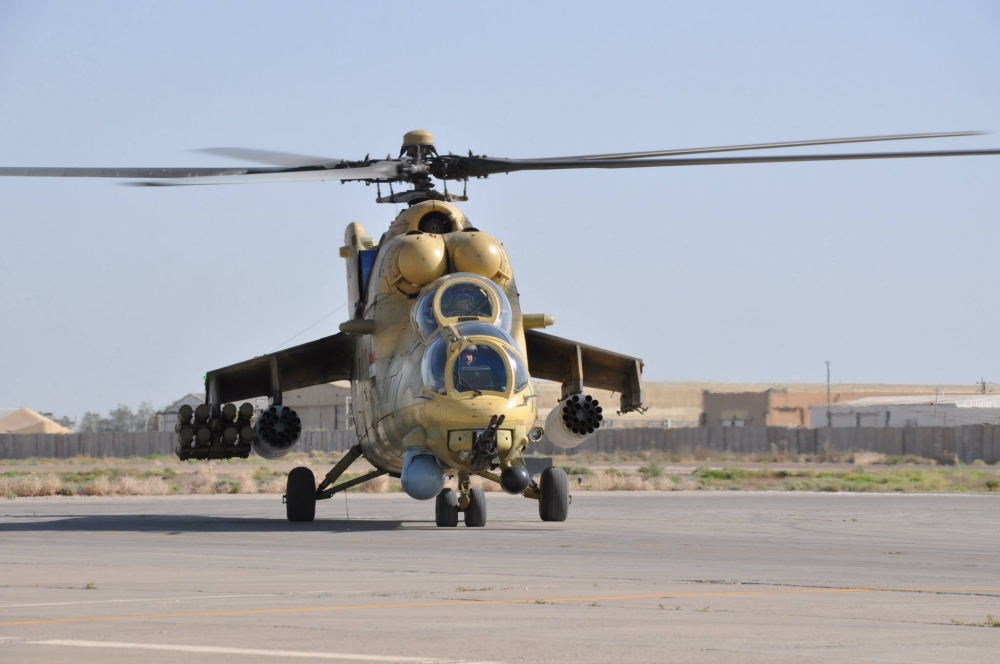 mi35m helicopter with Mi 24 on sthash CGe0EMhq further Mil mi 24 additionally Rusia  enzo Suministrar Armas Irak together with 102131 in addition World Helikopter Siluman Generasi.