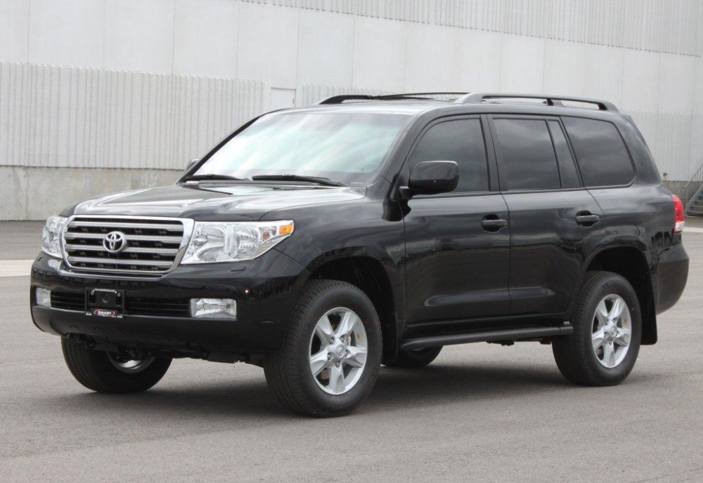 Dod Awards 12 Million Contract To Supply Toyota Land Cruisers To Libya Tunisia Others