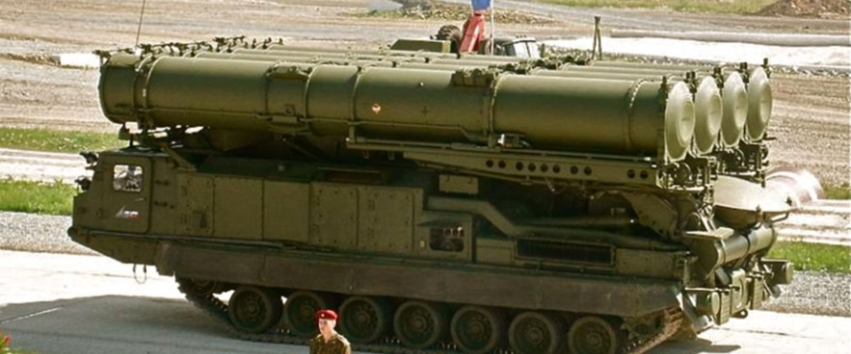 Russia Starts Deliveries of S-300 Air Defense Systems to
