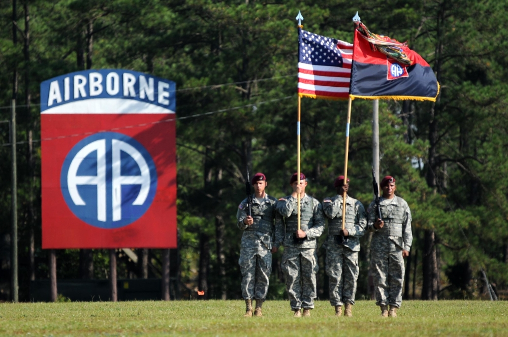 Abn Honour Killings In Islam: 1,000 Paratroopers From 82nd Airborne Headed To Iraq This