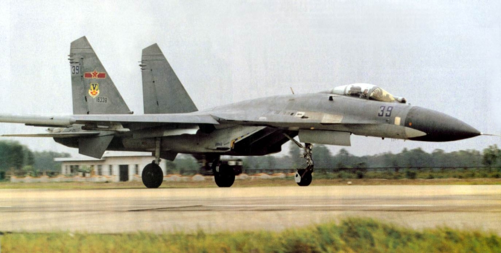 Image result for Su-27SK