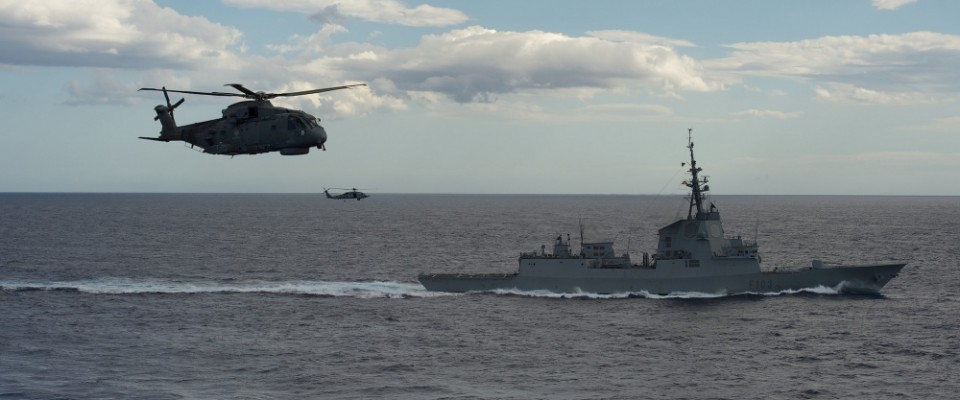 NATO_Naval_exercise