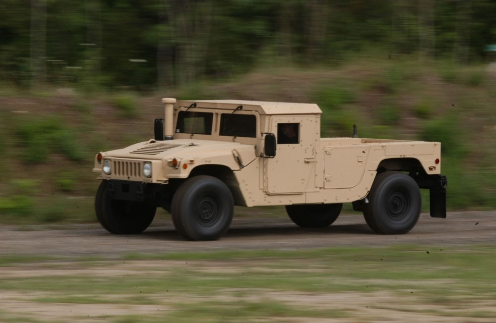 Filter by Topic  M1152 Hmmwv
