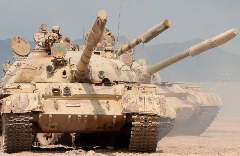 Yemen Fighters Backing Exiled Government Take Southern ...