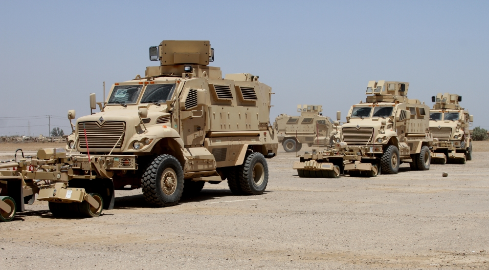 Military Vehicles For Sale >> MaxxPro MRAP | Military Edge