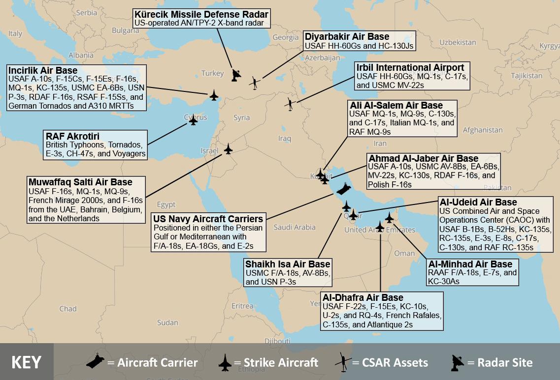 Covering The Bases Resing Us Military Deployments In Us Air Force Base Turkey Map