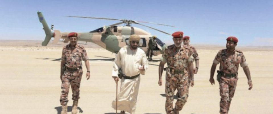 Oman Receives Bell 429 Helicopter | Military Edge
